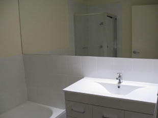 Banksia bathroom
